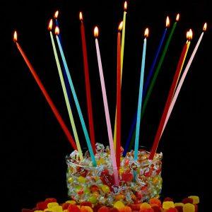 candele-stelo-colorate