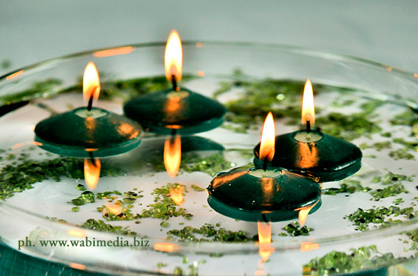 Cereria cosentino catania candele galleggianti