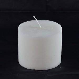 candele in cera per arredo